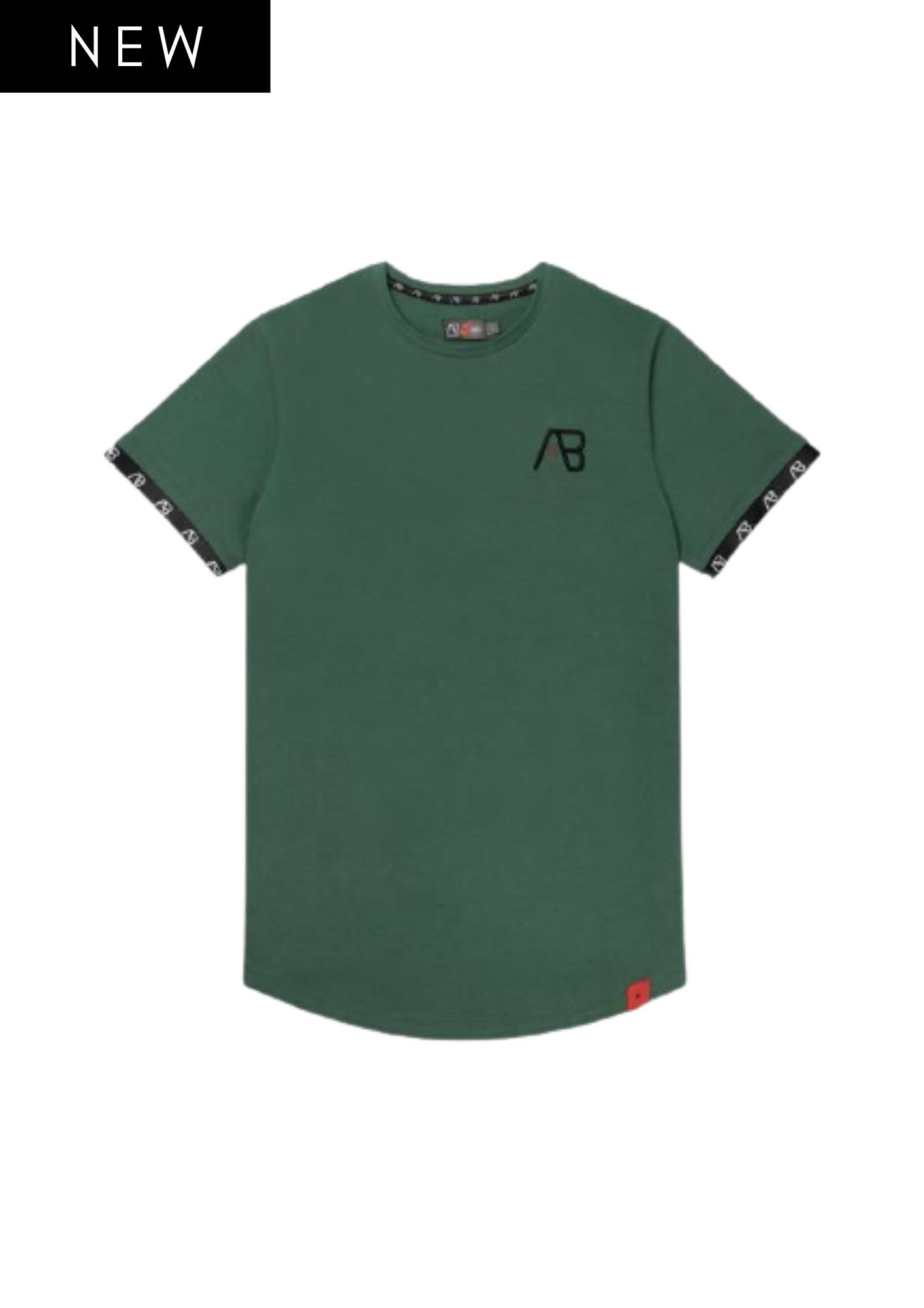 Flag Tee - Turtle Green