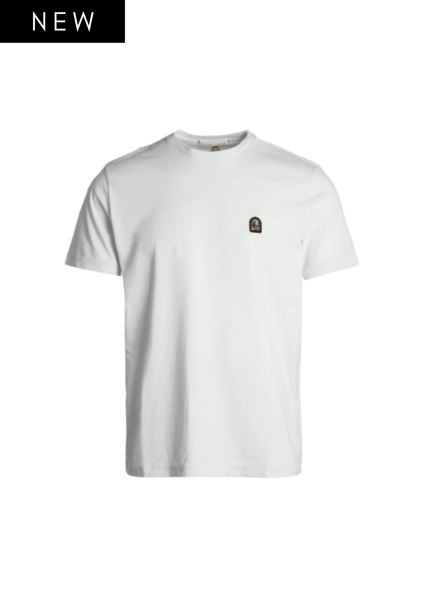 Patch Tee Off White